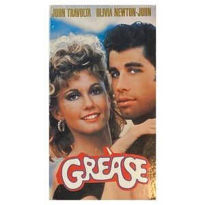Other - 2/$15 Grease VHS 20th Edition, Musical Movie